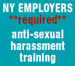 Leadership Logic & Gillespie Associates Sexual Harassment Training
